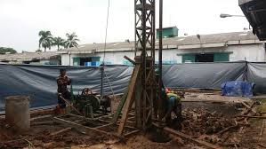 Bore pile project